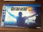 Guitar Hero Live Bundle PS4 Sony PlayStation 4